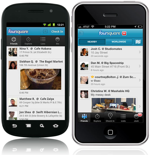 mobile-application-interactive-ui-design-for-touch-foursquare-interface