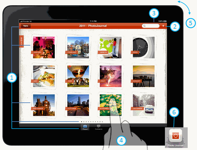 photo-journal-ios-ipad-application-design-elements