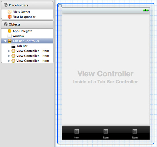 view-controllers-added-to-tab-bar-xcode.jpg