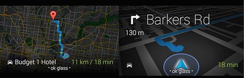 北京网站建设资讯 - Google Glass日常交互体验 - (8)
